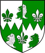 Thumbnail Weldon Family Crest / Irish Coat of Arms Image Download