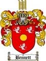 Thumbnail Bennett Family Crest / Bennett Coat of Arms