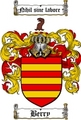 Thumbnail Berry Family Crest / Berry Coat of Arms