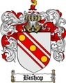 Thumbnail Bishop Family Crest / Bishop Coat of Arms
