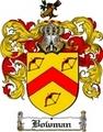 Thumbnail Bowman Family Crest / Bowman Coat of Arms