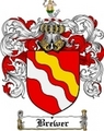 Thumbnail Brewer Family Crest / Brewer Coat of Arms